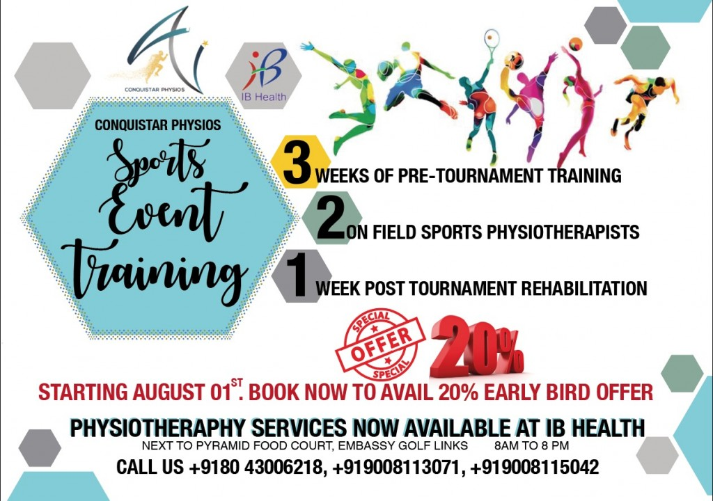 Sports Fitness - July August 2018